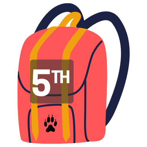 Backpack 5th